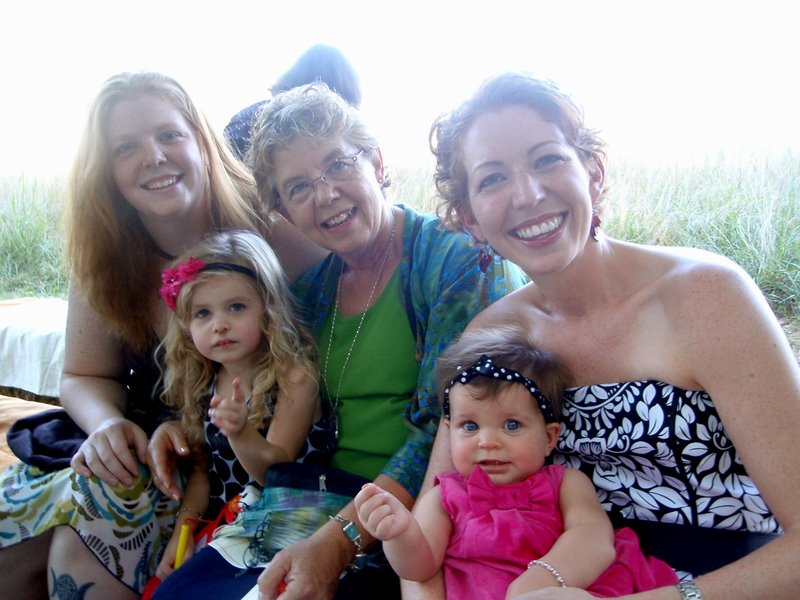 The Randolph women