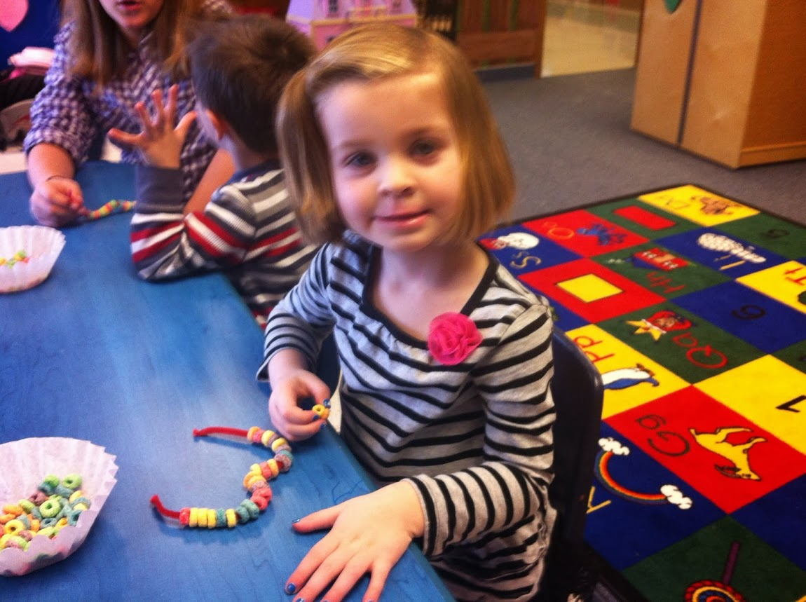 Valentine's Party at Pre-School