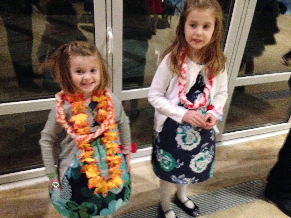 Girl Scouts Data Daughter Dance